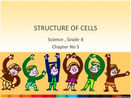 Science , Grade 8 Chapter No 5