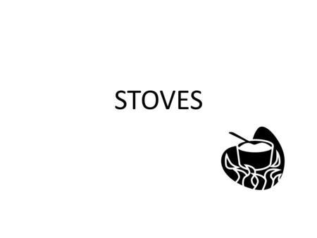 STOVES. 2 SIZES OF STOVE STOVE COMPONENTS WINDSHIELD BASE HANDLE SAUCEPANS FRYING PAN PACKING STRAP.