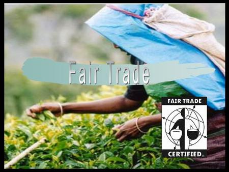 What is Fair trade? The Fair-trade Foundation is the independent non-profit organization that licenses use of the FAIRTRADE Mark on products in the UK.