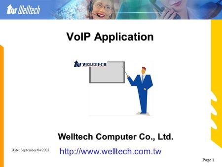 Welltech Computer Co., Ltd.