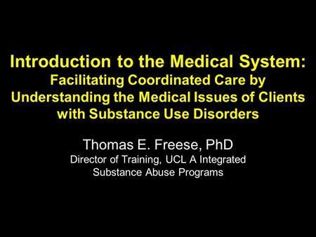 Meth Addiction & Treatment