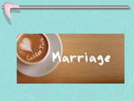 Marriage Definition Requirements for a valid marriage Bars to marriage Void and voidable marriage Marriage as a contract.