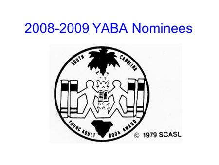 2008-2009 YABA Nominees. Avalon High Avalon High by Meg CabotMeg Cabot Notes: Having moved to Annapolis, Maryland, with her medievalist parents, high.