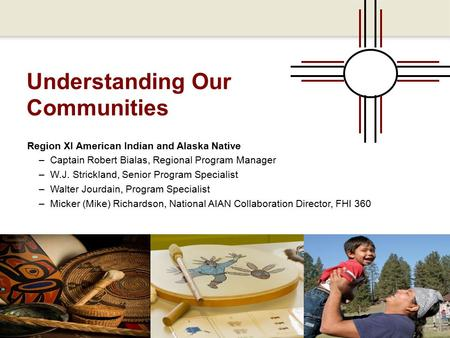 Understanding Our Communities