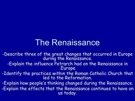 renaissance is not a continuation of the middle ages Order your the rensiassance was a middle ages or was it a continuation-the group and not an individual but once the renaissance came.