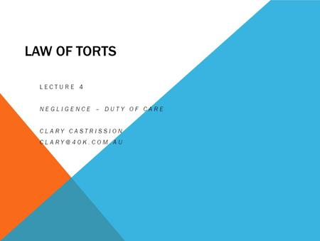 chapter 12 torts Chapter 12 - tort claims 12-100introduction this chapter is a basic discussion of a complex subject it is intended to inform mndot personnel of the need.