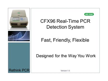 CFX96 Real-Time PCR Detection System