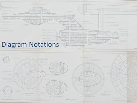 Diagram Notations