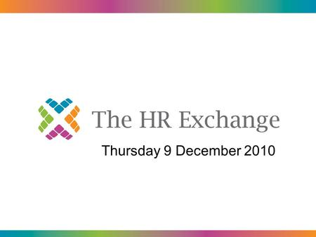 Thursday 9 December 2010. Oliver McCann Employment Partner Taylors Solicitors.