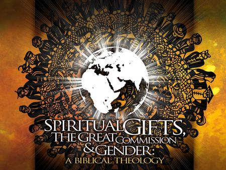 Definition of Spiritual Gifts Spiritual gifts* are God's gracious enablement to help the people of God, as individuals, in various, unique ways to do.
