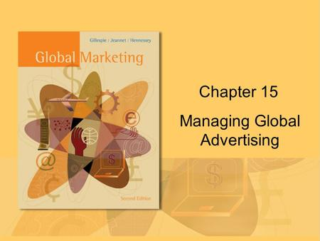 Managing Global Advertising