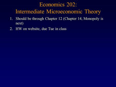 economics chapter 12 and 14 review 2017-7-17  12 (2) externality is the impact of one person's actions on the well-being of a bystander p 12 (3)  chapter 1: ten principles of economics edition.