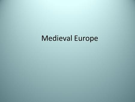Medieval Europe. True or False? Two inventions that improved farming in the Middle Ages were the horse collar and the horseshoe.