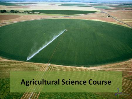 Agricultural Science Course. Goals Recognize the risks of working in agriculture – Describe respiratory illnesses and risks that come from working in.