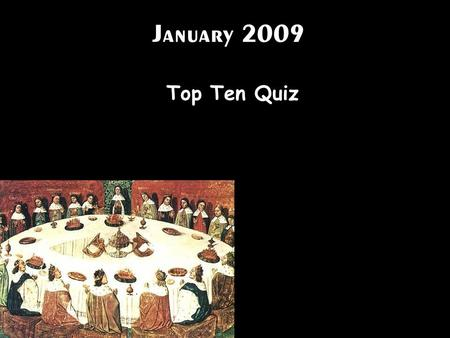 January 2009 Top Ten Quiz. Which statement about government during the Tokugawa period in Japan is most accurate? (1) The power of the emperor was absolute.