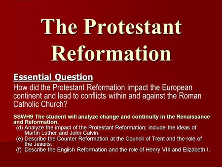 The protestant reformation story of the church martin mandegarfo the protestant reformation story of the church martin ccuart Images