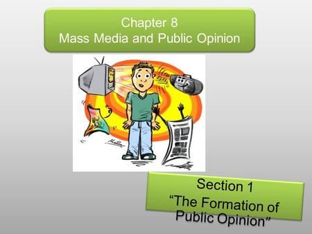 an analysis of mass media and public opinion Mass media influence: rare media articles reveal how the mass media influence public opinion by failing to report vitally important stories.