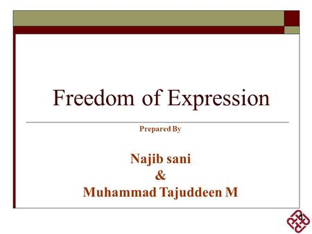 an insight to the meaning of censorship and freedom of expression We forget that, although freedom of speech constitutes an important victory in the battle against old restraints, modern man is in a position where much of what he thinks and says are the things that everybody else thinks and says that he has not acquired the ability to think originally - that is, for himself - which alone gives meaning.