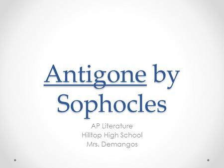 """ap lit prompts antigone """"similar literary quality"""": demystifying the ap english literature and composition open question we share with many of our peers a love and passion for teaching young adult (ya) literature in ap (advanced placement) english literature courses—where teachers tend to teach canonical texts."""
