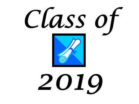 Class of 2019. High School Options Traditional High Schools (all are Open Choice – applications accepted March 16 – April 24) –Laney –New Hanover –Hoggard.