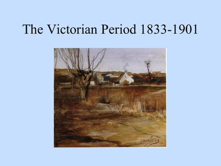 The Victorian Period 1833-1901. Victorian Period—The Queen This period is named after Queen Victoria who was crowned queen in 1837 at the age of 18. She.