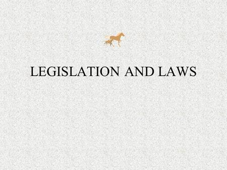 LEGISLATION AND LAWS. excerpts from The California Veterinary Practice Act relating to the practice of veterinary medicine and animal health technology.