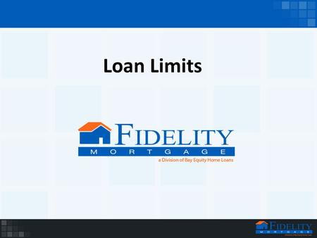 Loan Limits. FHA Loan Limits FHA loan limits are determined by county and unit number. In Mesa county the limits are: – 1 Unit: $282,900 – 2 Units:$362,150.