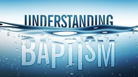 "Introduction Many Christians study ""baptism"" as a means to teaching others. Did you know, however, that N.T. teachings on baptism were directed at Christians?"