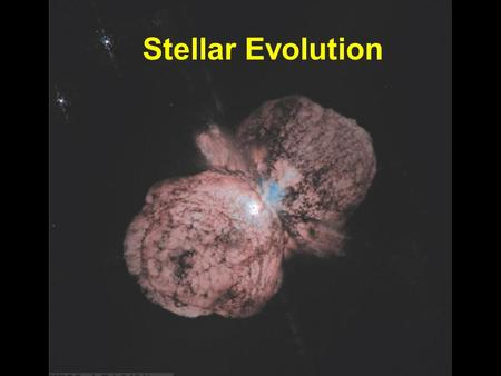 Stellar Evolution. Evolution on the Main Sequence Zero-Age Main Sequence (ZAMS) MS evolution Development of an isothermal core: dT/dr = (3/4ac) (  r/T.