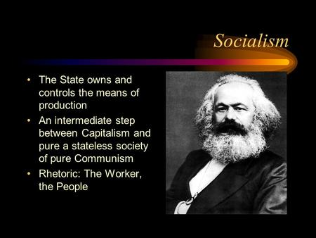 communism is a selfish system of government Communism definition is — define communism: democracy refers to a system of government in which supreme power is vested in the people and exercised through a system of direct or indirect representation which is decided through periodic free elections.