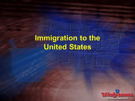 Immigration to the United States. Licensure Process Apply to take the TSE/TOEFL Apply to take the Foreign Pharmacist graduate Equivalency Exam (FPGEE)