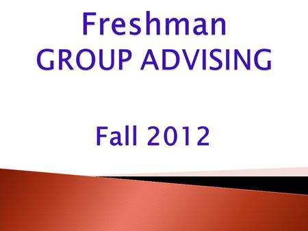 Fall 2012.  The ISET Major is part of University College  ISET is the largest major at UNC.