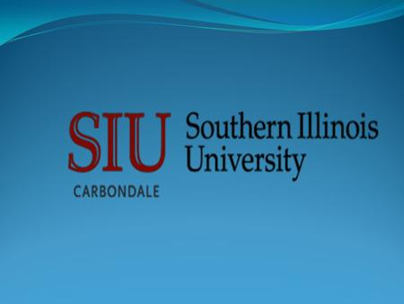 Southern Illinois University System Southern Illinois University Carbondale Southern Illinois University Edwardsville Southern Illinois University Law.