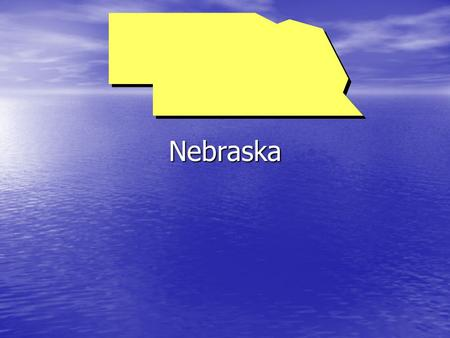 Nebraska. History Nebraskas name came from Oto name for Platte river Nebraathka means flat water Nebraskas name came from Oto name for Platte river Nebraathka.