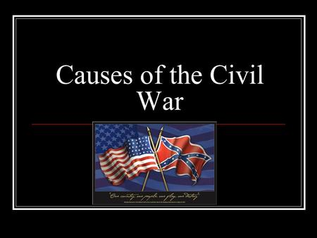 Causes of the Civil War. Fugitive Slave Act 1850 Strengthened Act of 1793 Can't testify Penalties were increased for helping fugitives, including imprisonment.