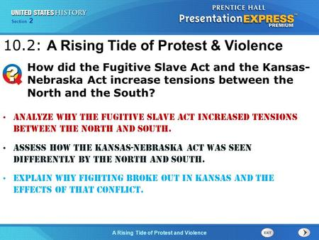 10.2: A Rising Tide of Protest & Violence