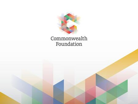 Developmental Local Government and Participatory Governance Commonwealth Foundation 16 May 2013.