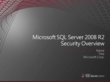 Notes: Update as of 1/13/2010. Vulnerabilities are included for SQL Server 2000, SQL Server 2005, SQL Server 2008. Oracle (8i, 9i, 9iR2, 10g, 10gR2,11g),
