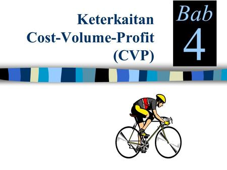 Keterkaitan Cost-Volume-Profit (CVP) Bab 4. © The McGraw-Hill Companies, Inc., 2000 Irwin/McGraw-Hill Dasar Analisis Cost-Volume-Profit (CVP) Contribution.