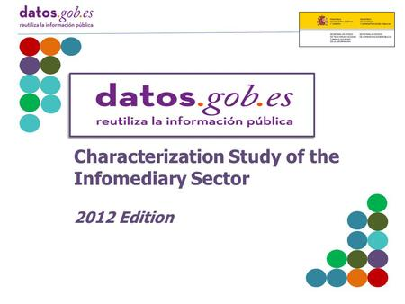 Characterization Study of the Infomediary Sector 2012 Edition.
