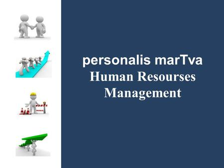 personalis marTva Human Resourses Management