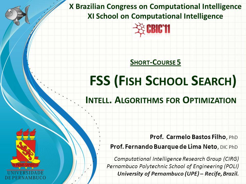 CIRG@UPE Recife 2 Computational intelligence research group 5 Professors 14 M.Sc.