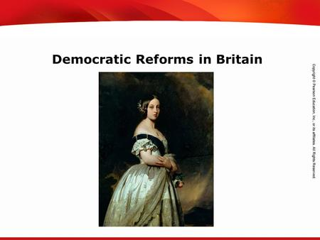Democratic Reforms in Britain