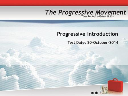 an introduction to the progressive movement in the united states The progressive era was a period of social activism and political reform in the united states that flourished from the 1890's to the 1920's it began as a social movement, but grew into a political one progressives, those that supported this movement, all started out from the support of.