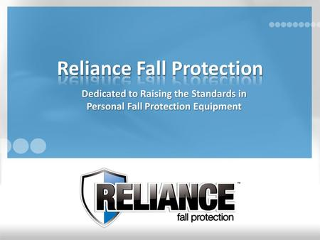 Reliance Fall Protection