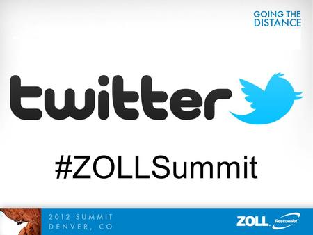 #ZOLLSummit. RescueNet Billing Administrative Tune Up BJ Terrill.