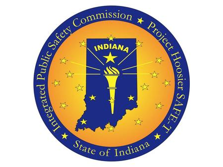 State of Indiana Integrated Public Safety Commission Federal Communications Commission Mandated 800 MHz Rebanding Project.