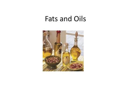 Fats and Oils. What are FATS?? Fats are nutrients in food that the body uses to build nerve tissue (including the brain and nerves) and hormones. The.