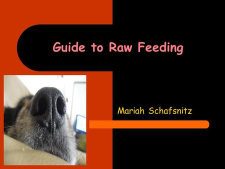 Guide to Raw Feeding Mariah Schafsnitz. Ratios 80% meat – legs, hearts, wings, gizzards, etc. 10% organ – liver, kidney, etc. 10% bone – chicken bone,
