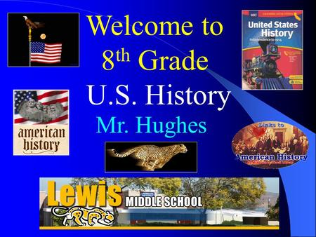 "Welcome to 8 th Grade U.S. History Mr. Hughes. Current Events (Set #5) 1. "" Controversial Taiji Cove Annual Dolphin Hunt Begins Despite Protests by Activists."